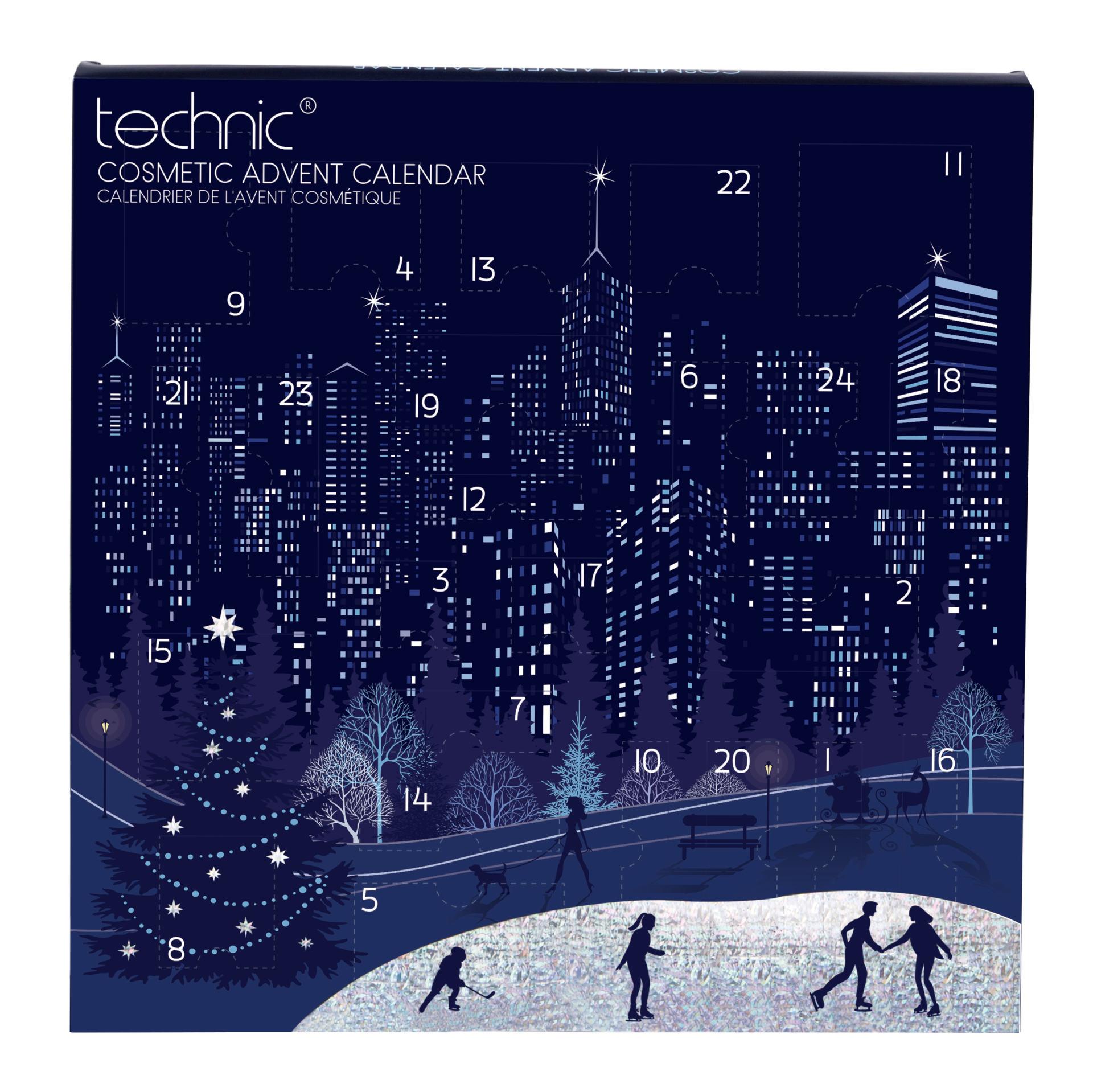 Technic City Scape Advent Calendar 2019