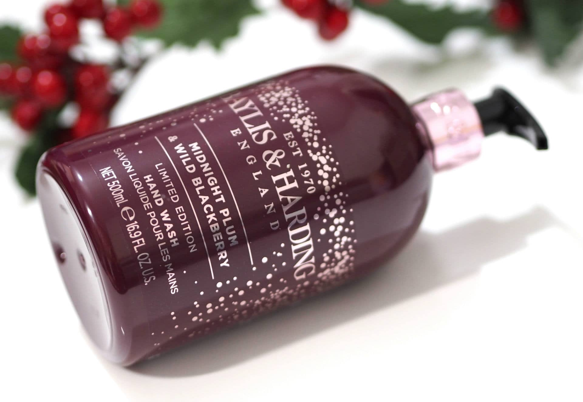 Baylis and Harding Midnight Plum and Wild Blackberry Hand Wash