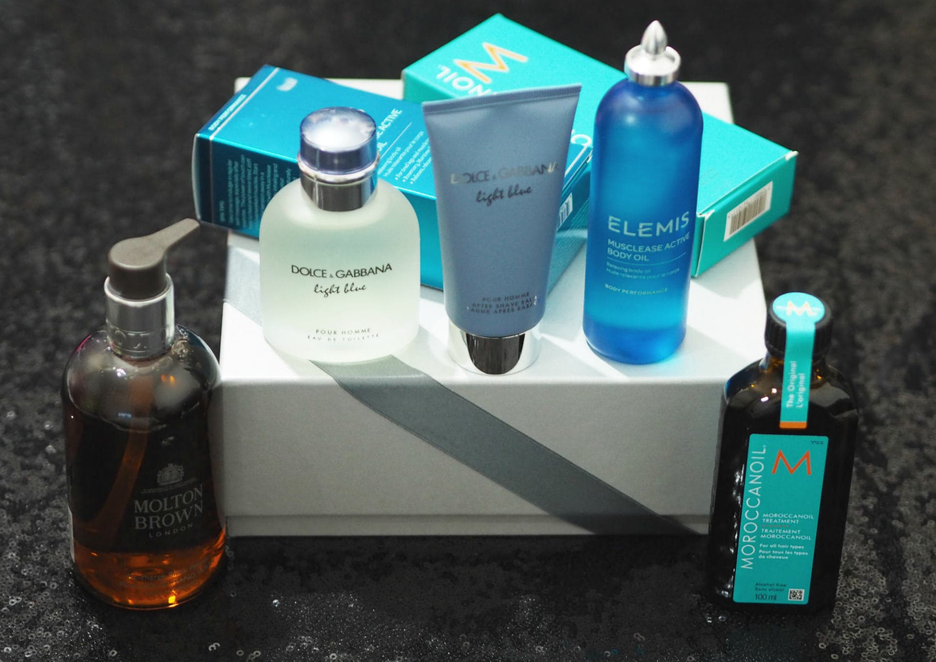 Cosmetify Haul ft. Moroccanoil, Molton Brown, Elemis and D&G