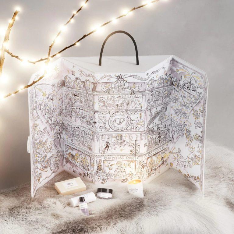 DIOR Maison Christian Dior Advent Calendar 2019 Contents Reveal!