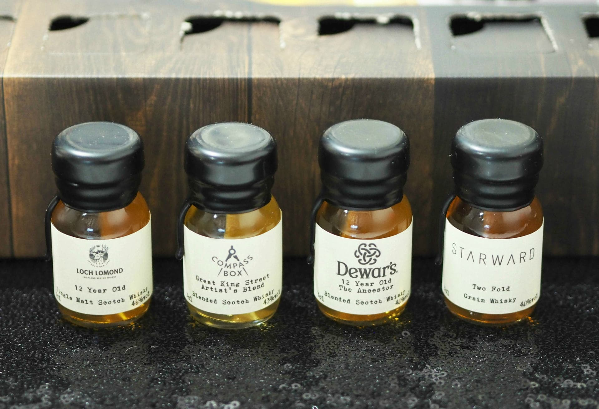 Drinks by the Dram The Whisky Explorer Advent Calendar 2019