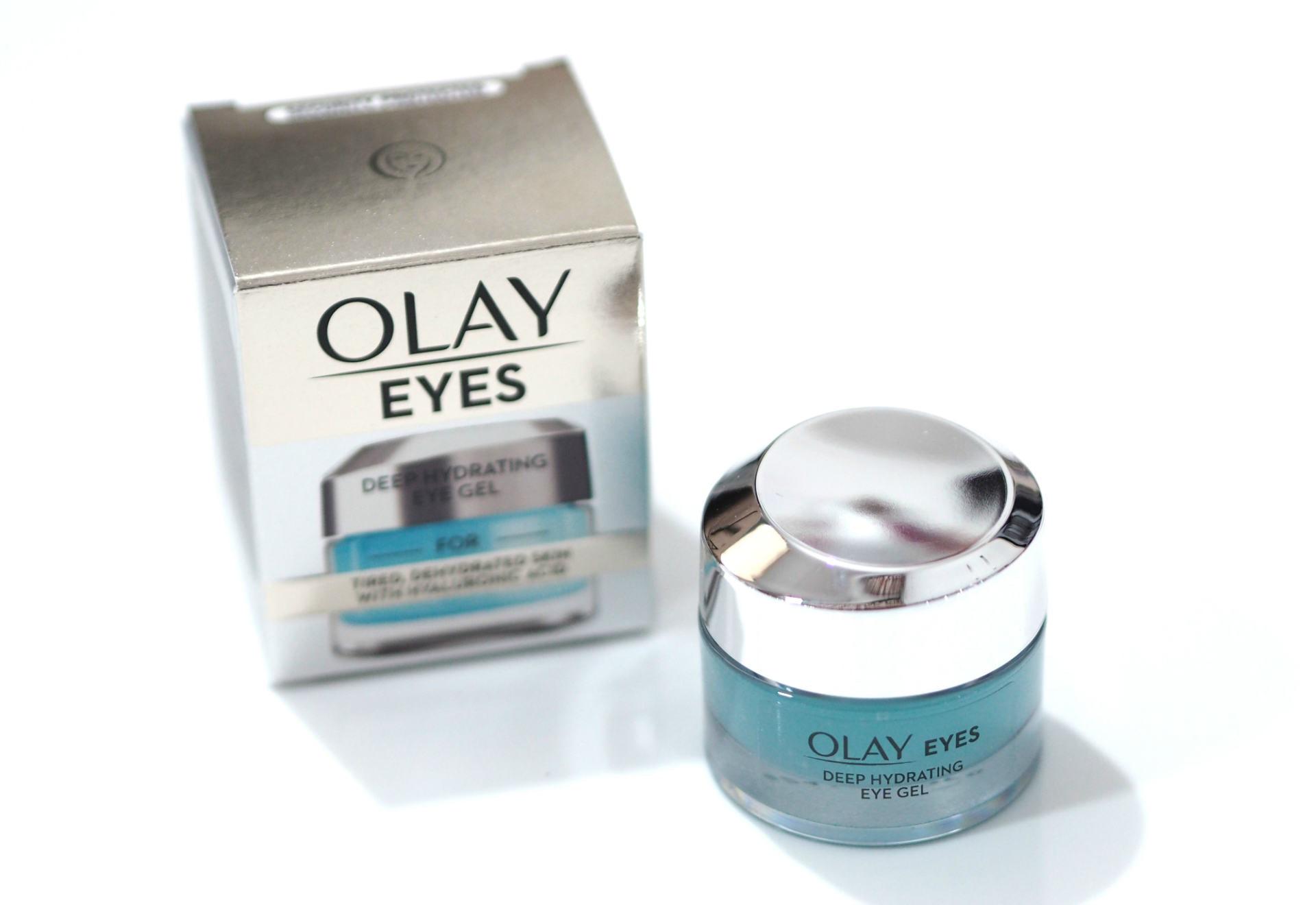 Olay Eyes Deep Hydrating Eye Gel Review