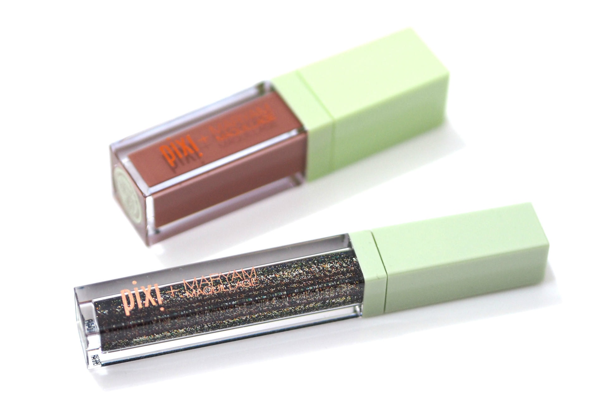 Pixi Lit Kits - Day and Night Review and Swatches