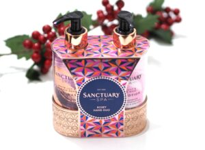 Sanctuary Spa Rosey Hand Duo Gift Set