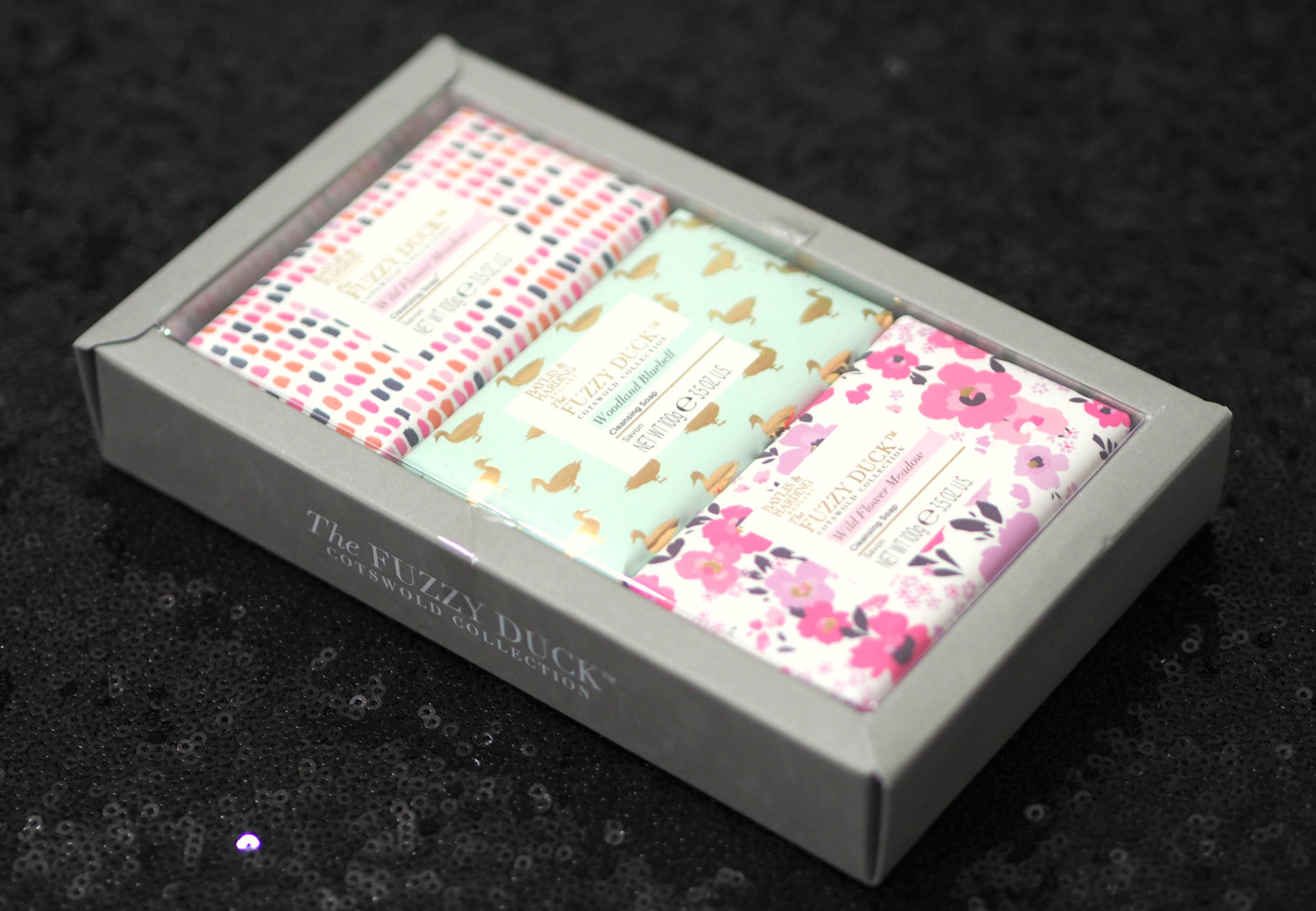 The Fuzzy Duck Luxury Soap Set Review