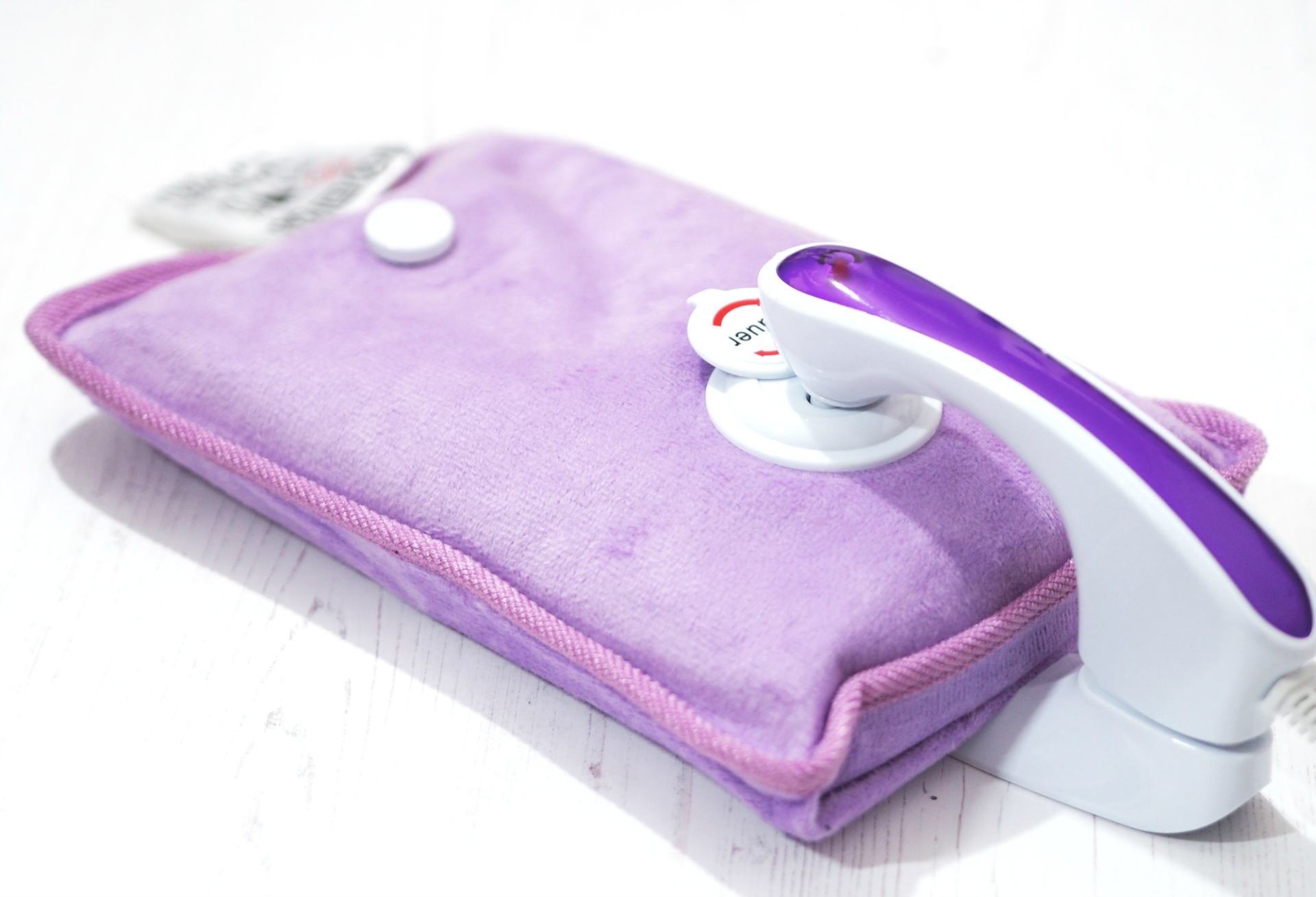 Bauer Rechargeable Electric Hot Water Bottle Review