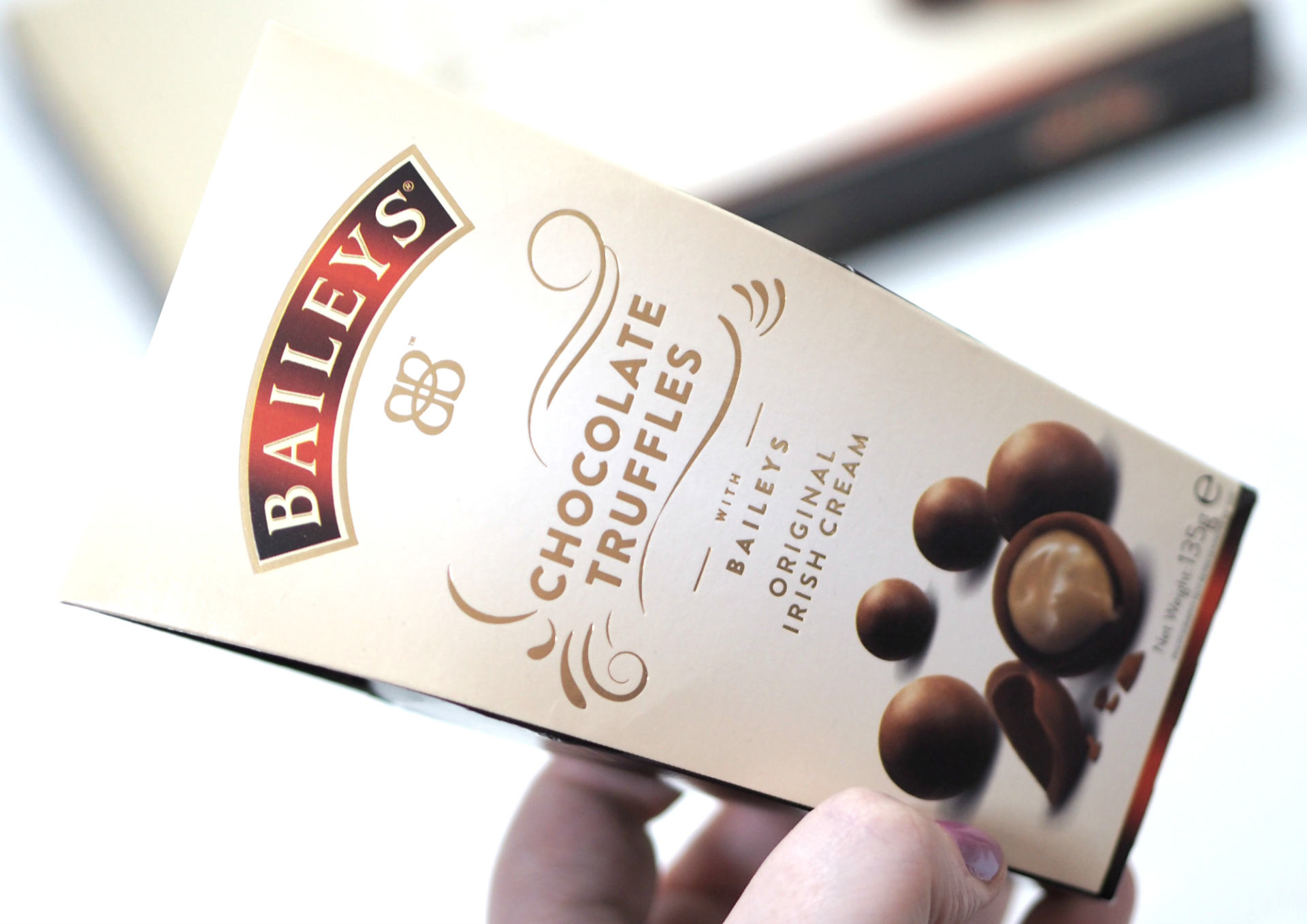 Christmas Stocking Filler Gift Guide 2019 - Baileys Chocolate Collection