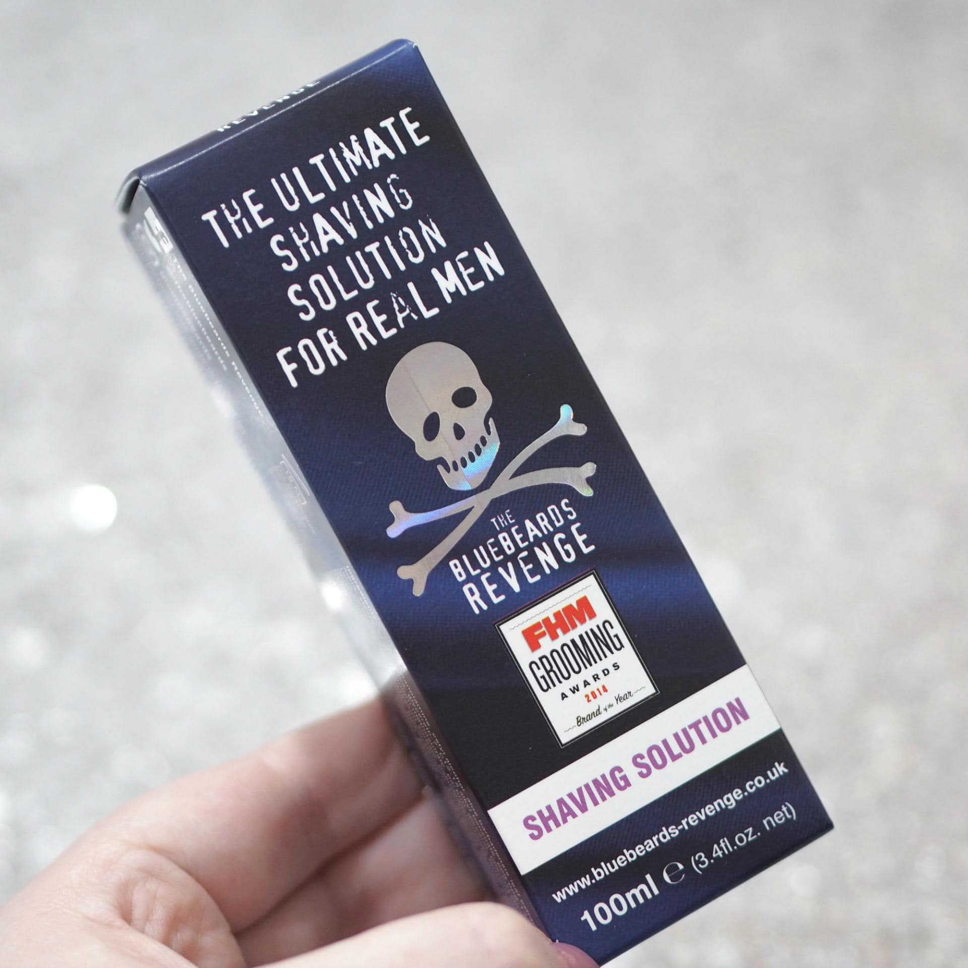 Christmas Stocking Filler Gift Guide 2019 - The Bluebeards Revenge Shaving Solution