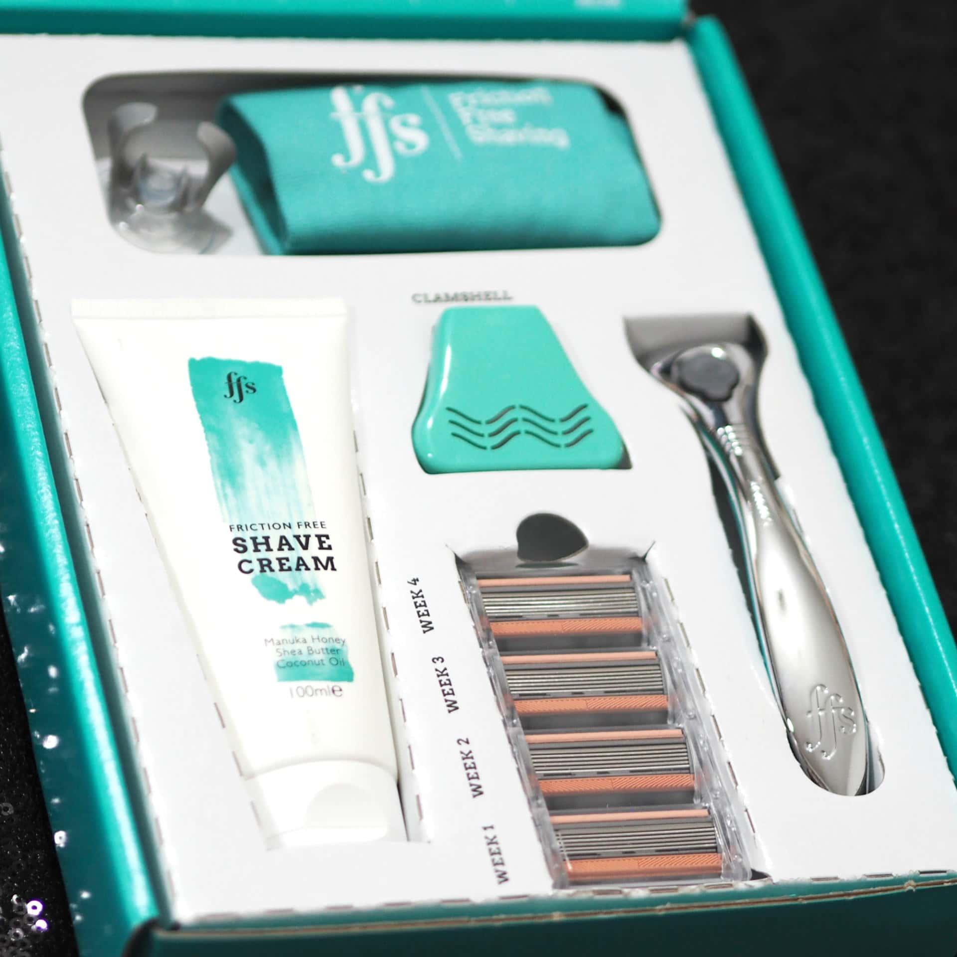 Friction Free Shaving Small Gift Set