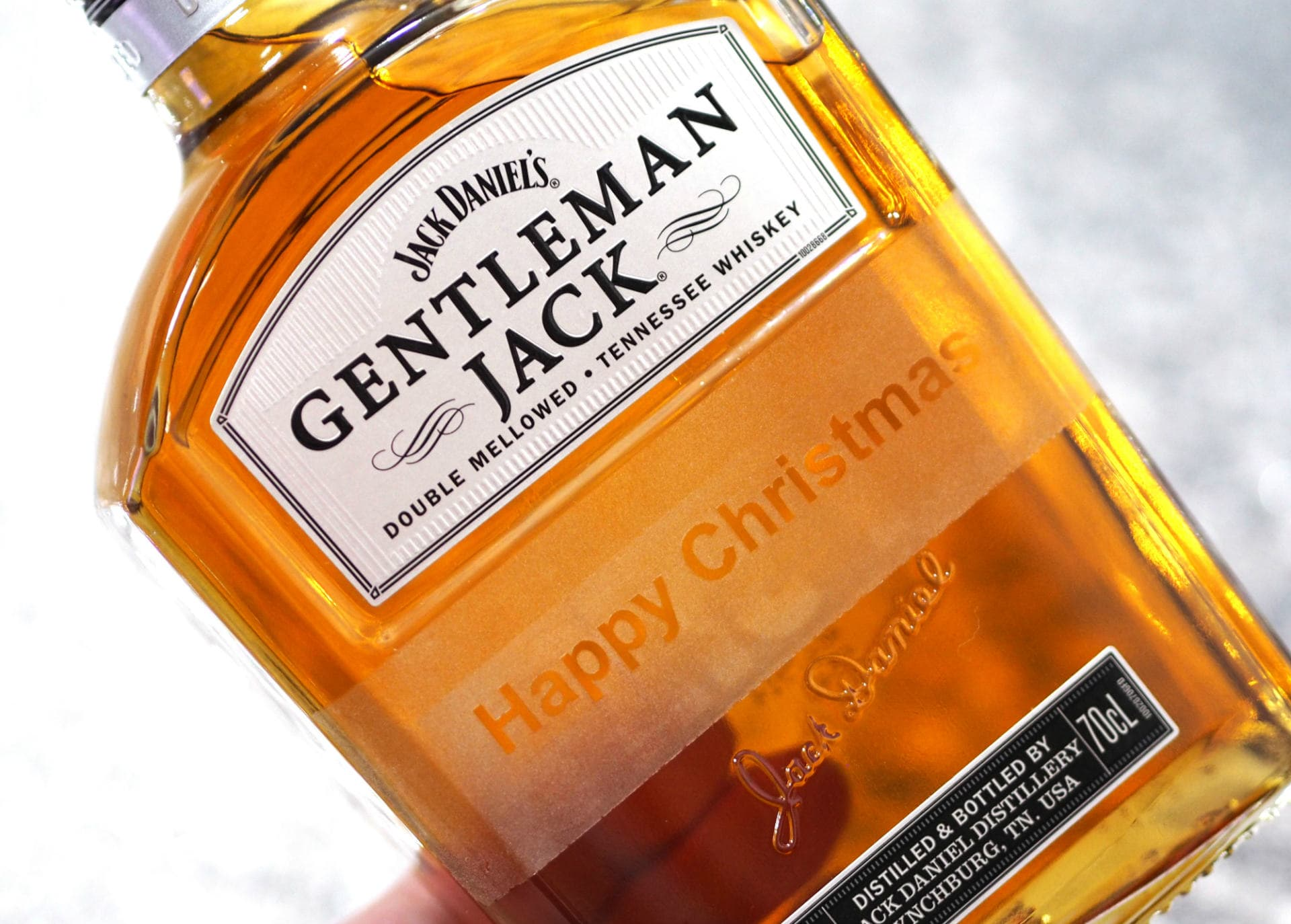 Jack Daniel's Gentleman Jack Double Mellowed Tennessee Whiskey