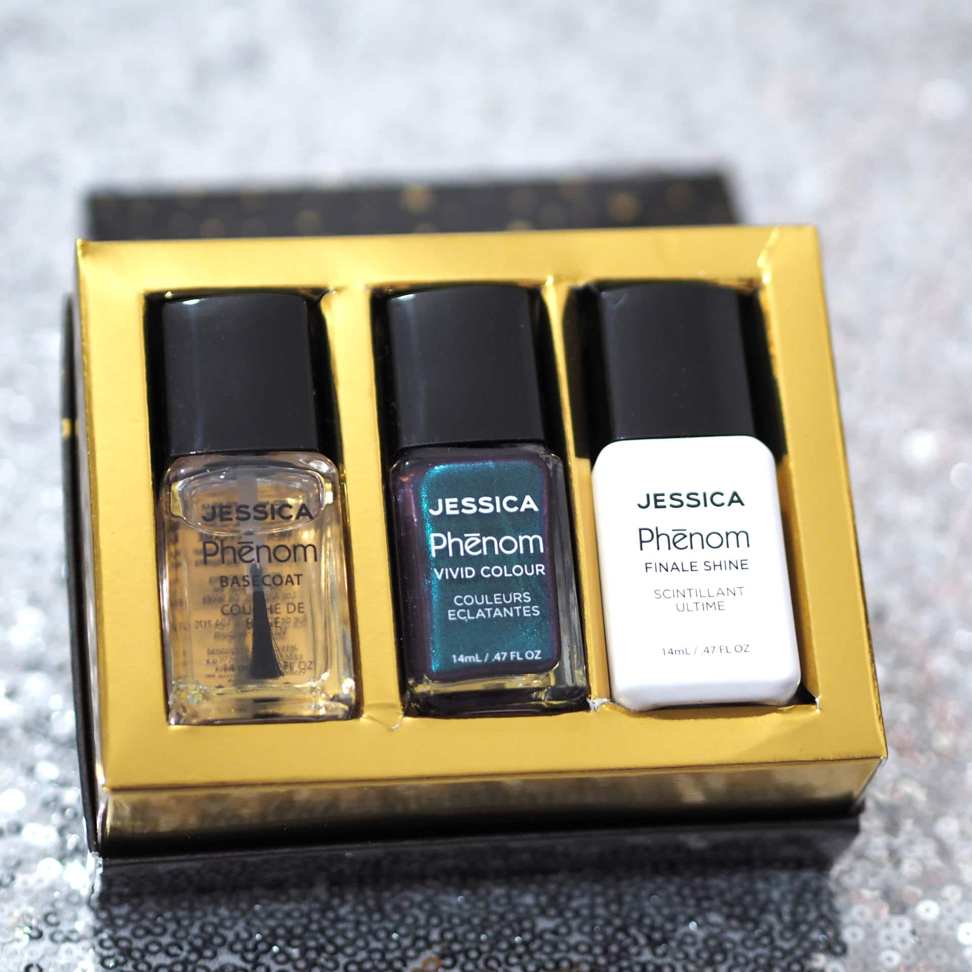 Jessica Cosmetics Arctic Wear Gift Sets Review and Swatches