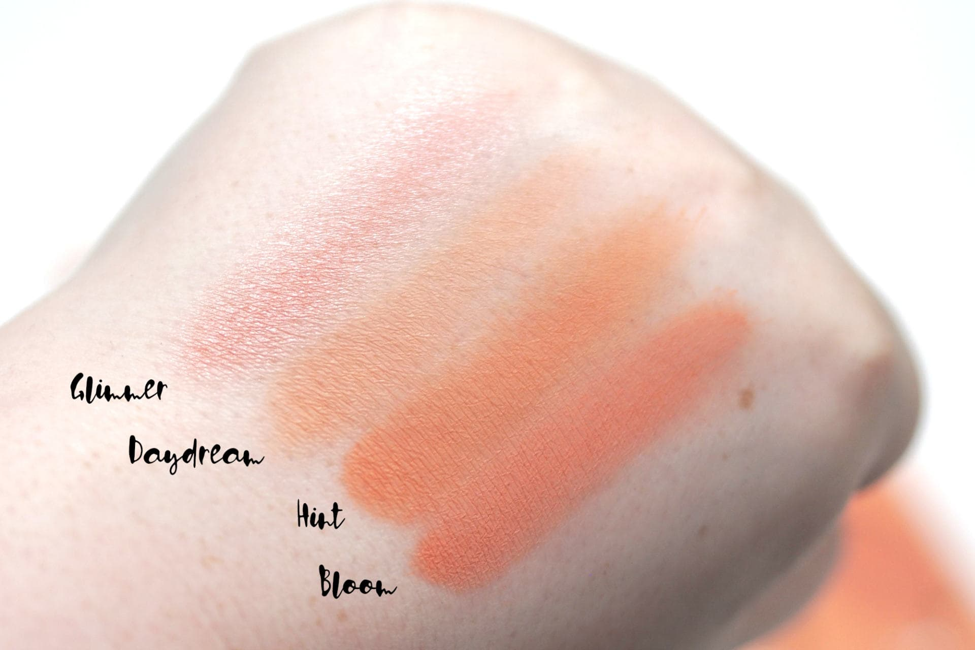 Makeup Obsession Isn't It Peachy Palette Review and Swatches