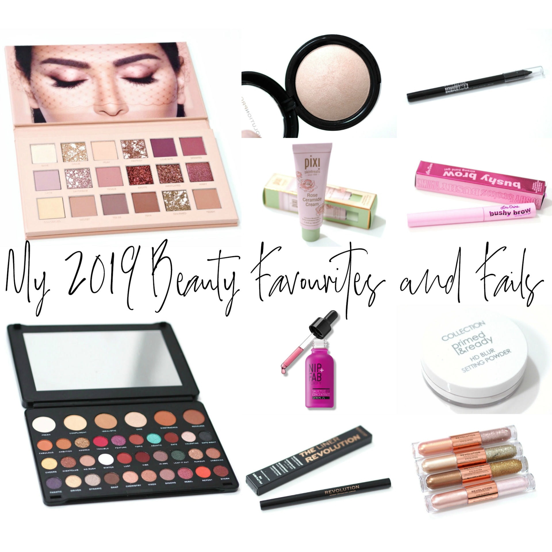 My 2019 Beauty Favourites and Fails 3