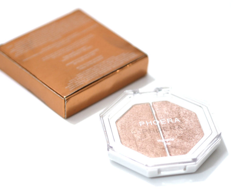 Phoera Killawatt Freestyle Highlighting Duo Review and Swatches