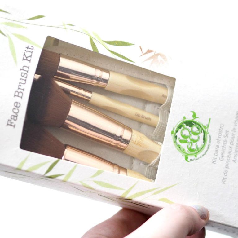 So Eco Face Brush Kit Review