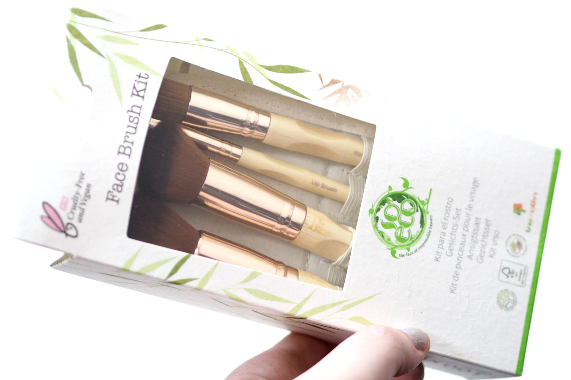 So Eco Face Brush Kit Review