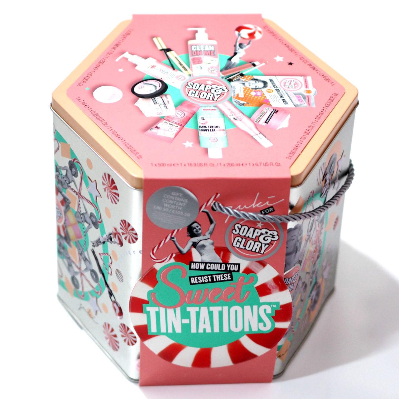 Soap & Glory Sweet Tin-Tations Gift Set