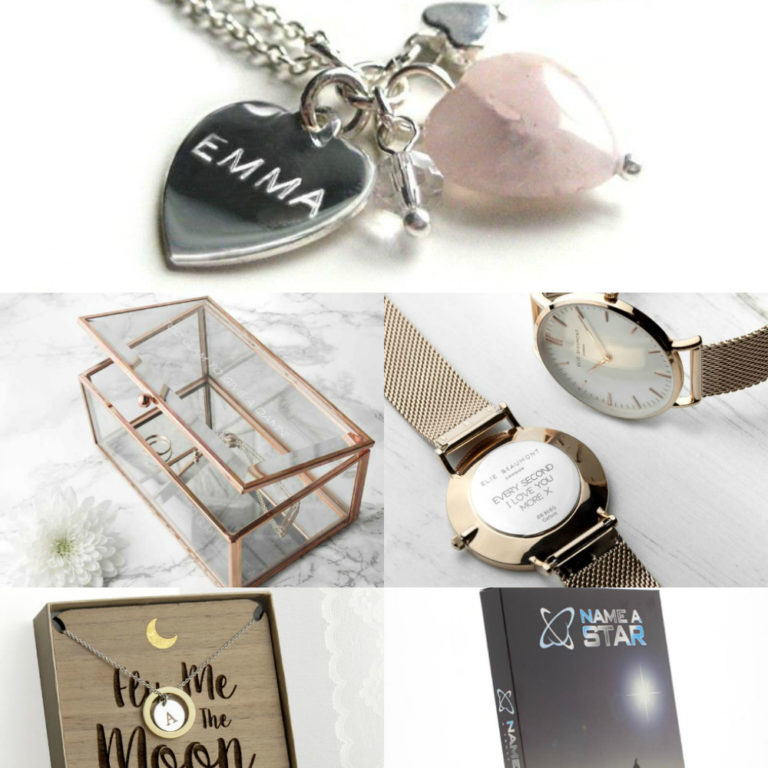 The Personalised Gift Shop Gift Guide