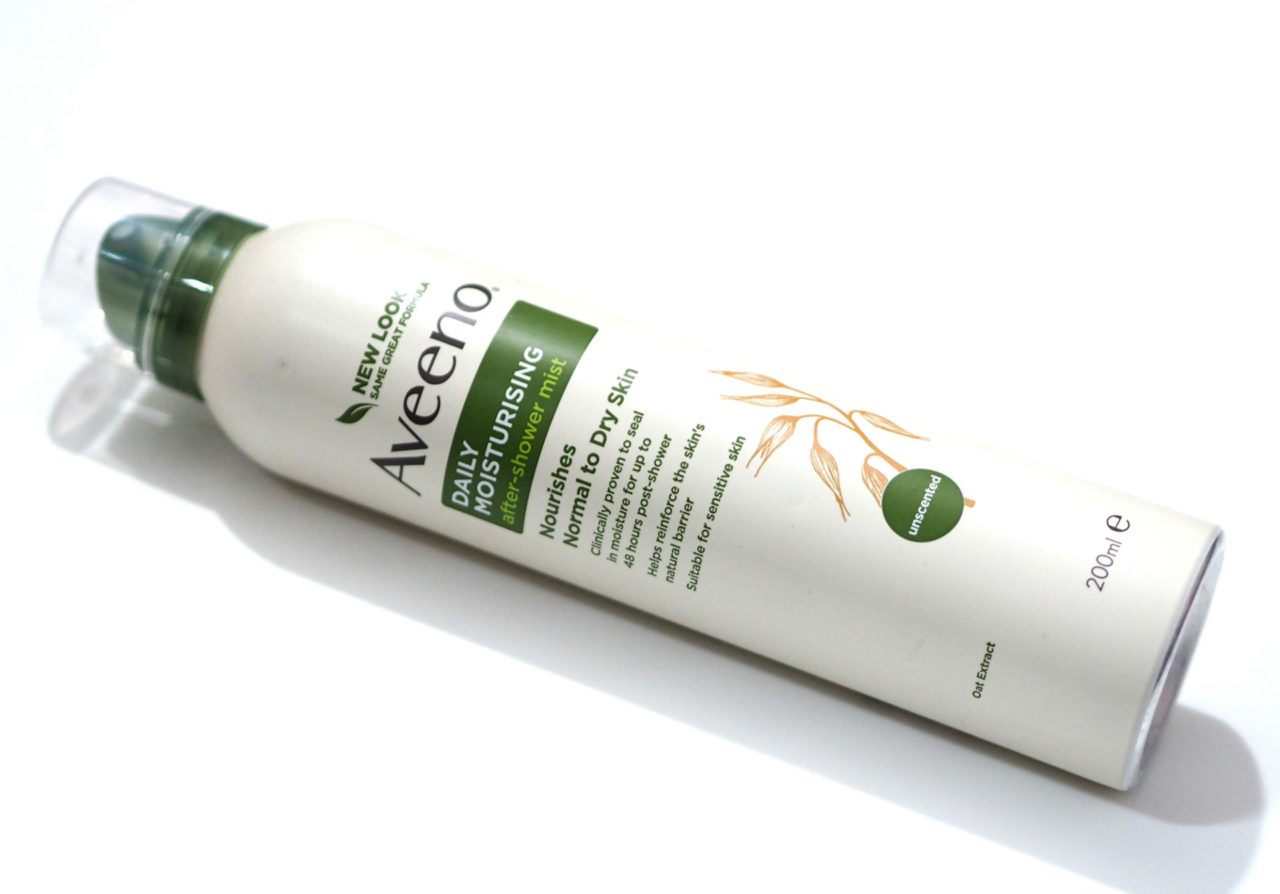 Aveeno Daily Moisturising After Shower Mist