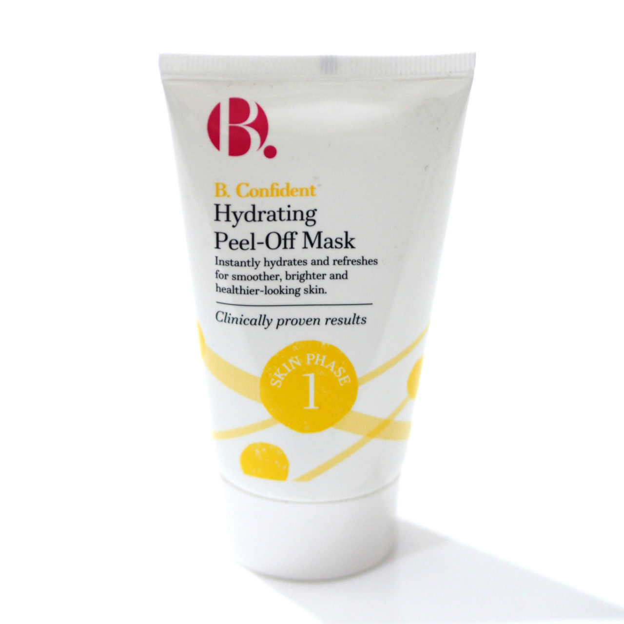 B Confident Hydrating Peel Off Mask Review