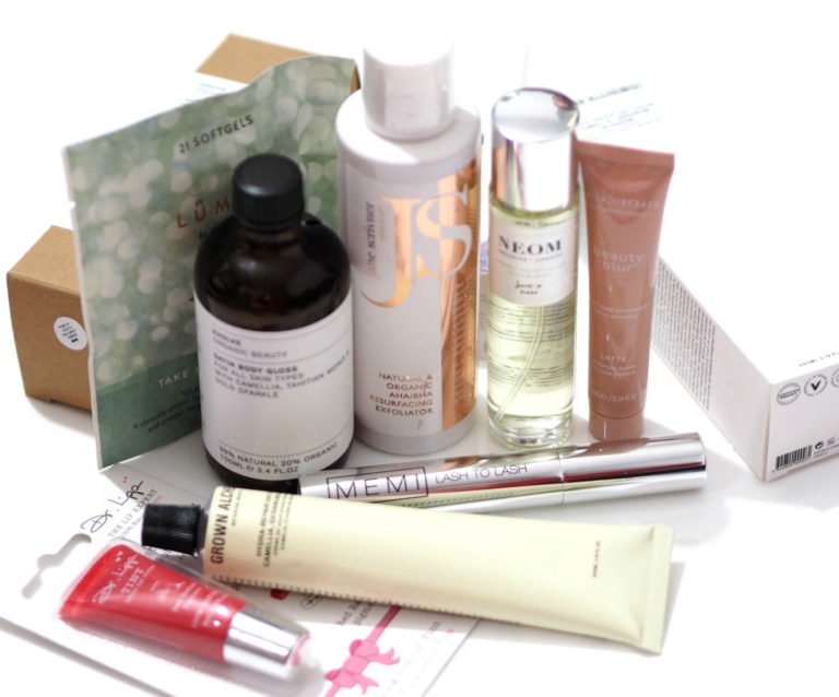 Good Housekeeping x Showcase Beauty Box