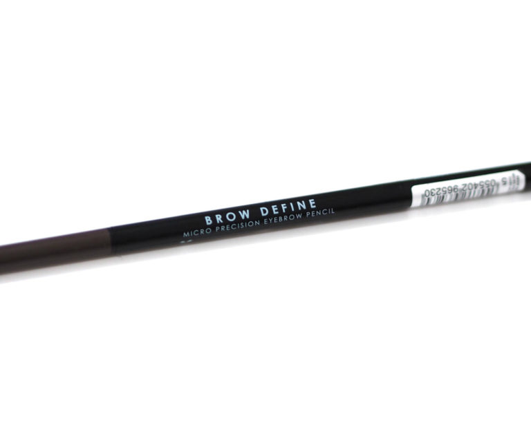 MUA Brow Define Eyebrow Pencil Review and Swatches