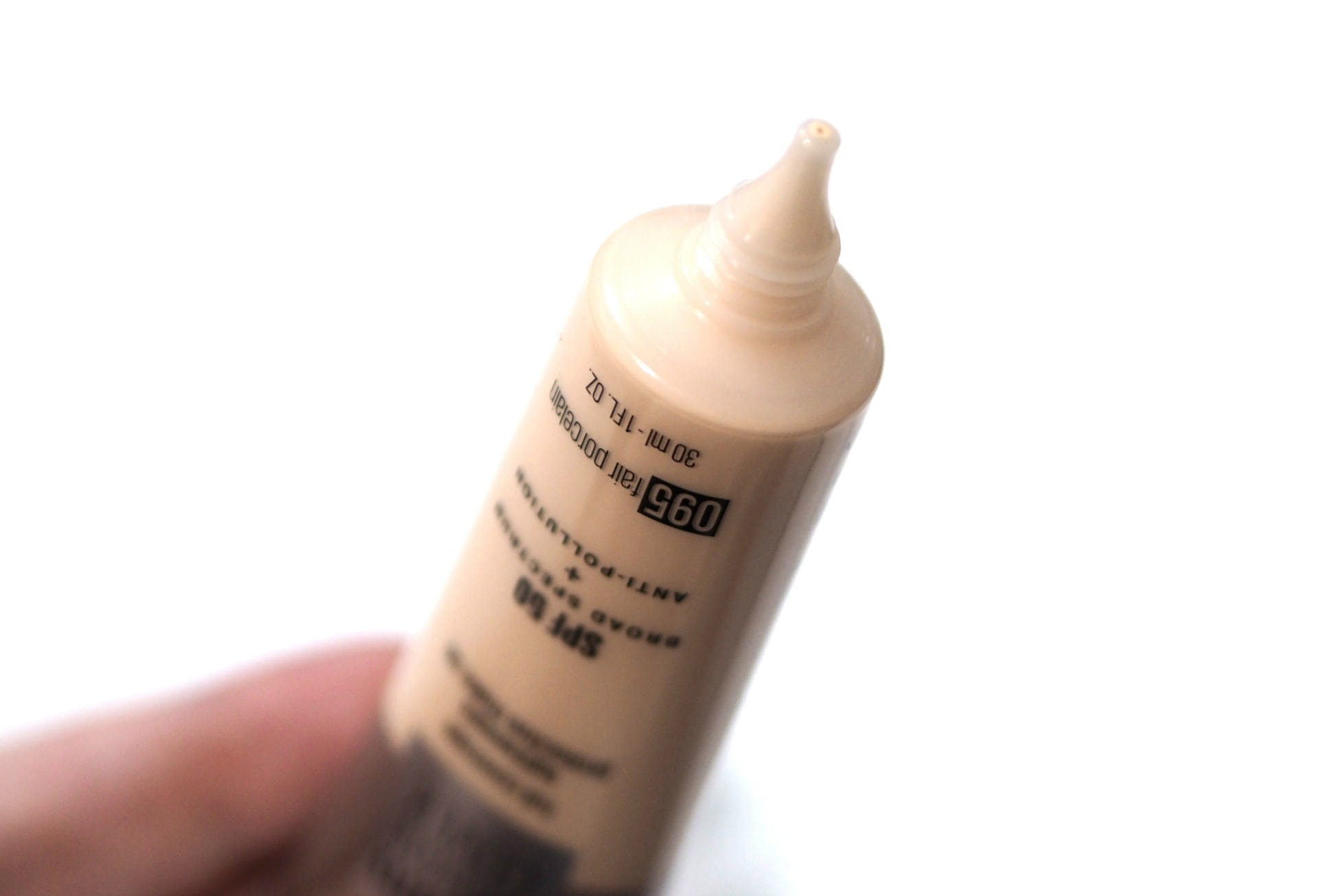 Maybelline Dream Urban Cover Full Coverage Foundation Review Swatches