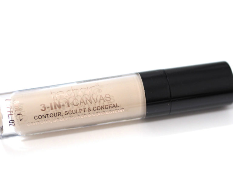 Technic 3 In 1 Canvas Contour, Sculpt & Conceal Review / Swatches