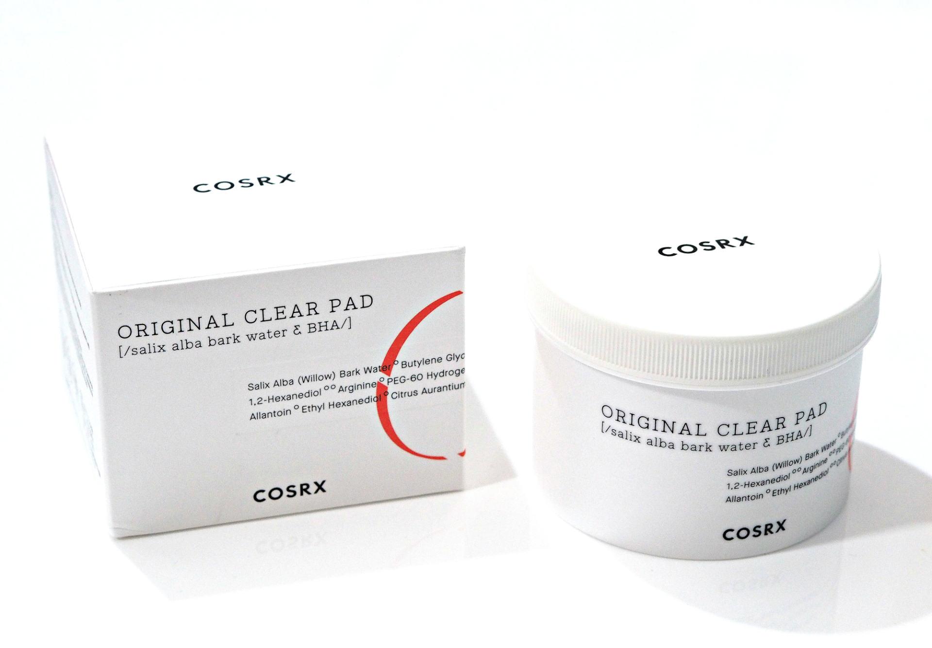 COSRX One Step Original Clear Pads