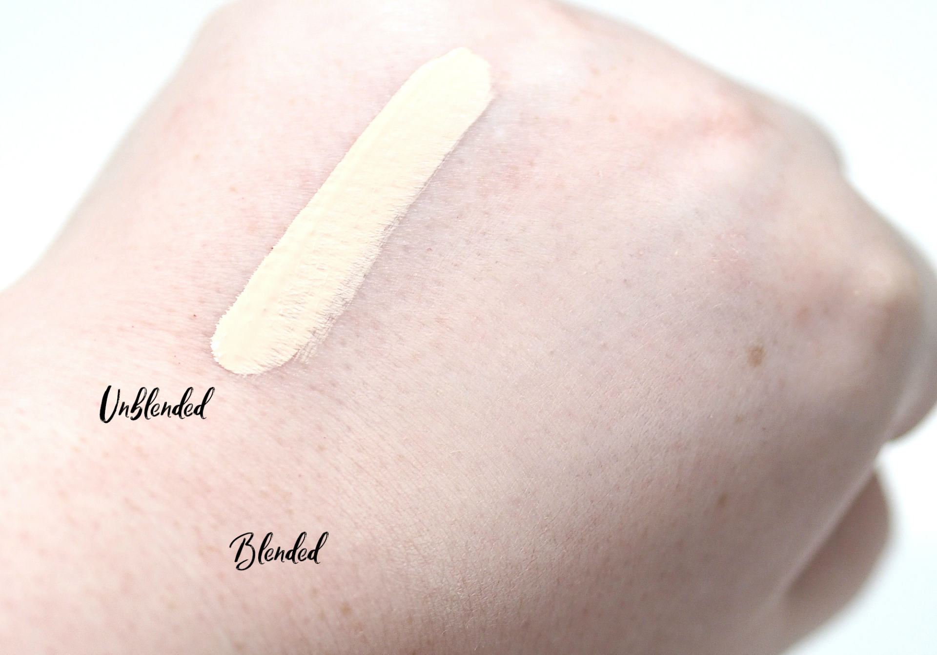 ELF 16Hr Camo Concealer Review and Swatches