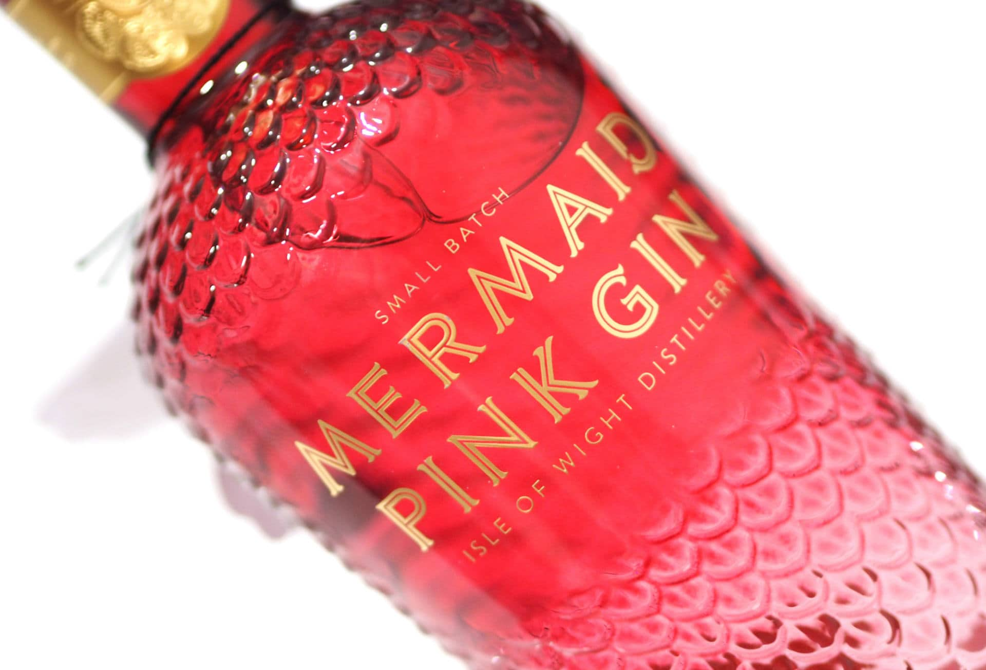 Isle of Wight Distillery Mermaid Pink Gin
