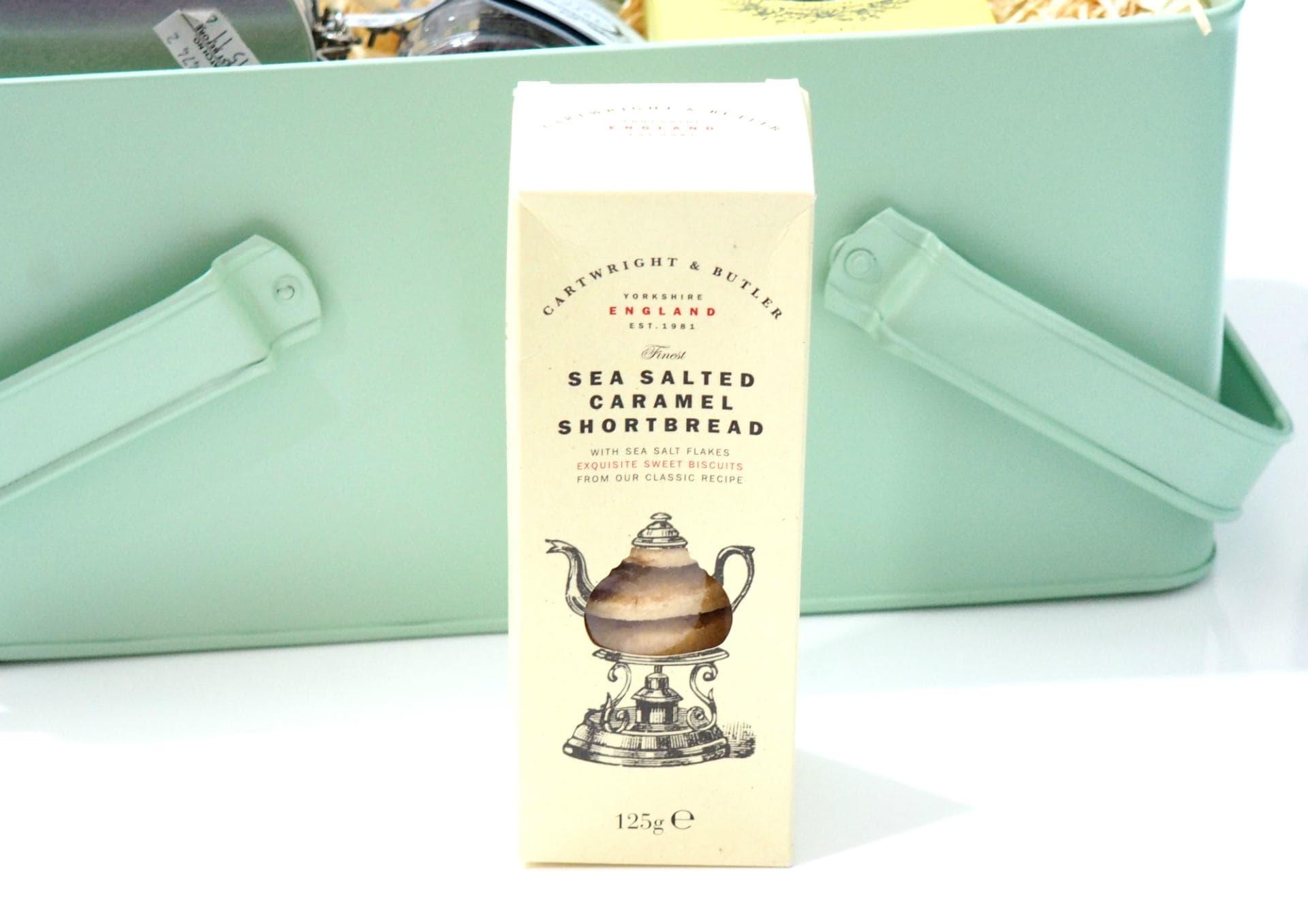 Cartwright & Butler Salted Caramel Extravaganza Hamper