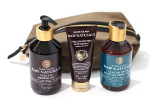 Raw Naturals Grooming Collection Giveaway