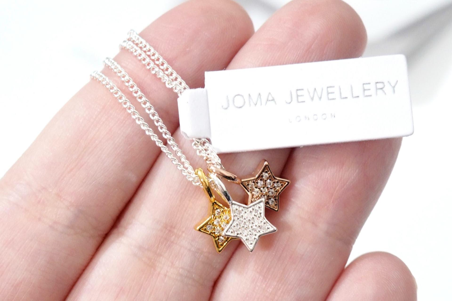 Joma Jewellery Florence Pave Star Bracelet