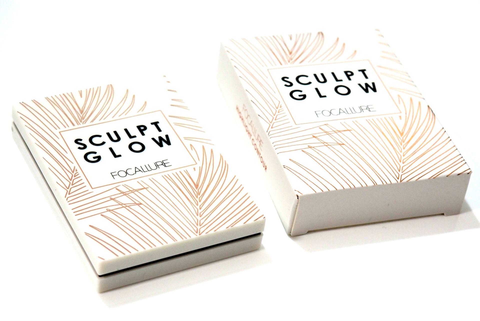 Focallure Sculpt Glow Contour and Highlight Duo