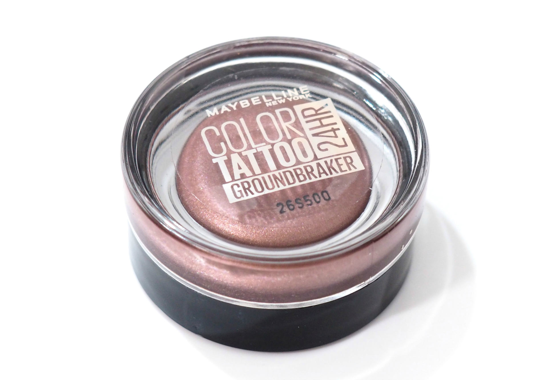 Maybelline Groundbreaker 24hr Color Tattoo Review / Swatches
