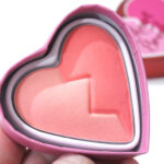 I Heart Revolution Heartbreakers Matte Blush Review and Swatches in shade Brave