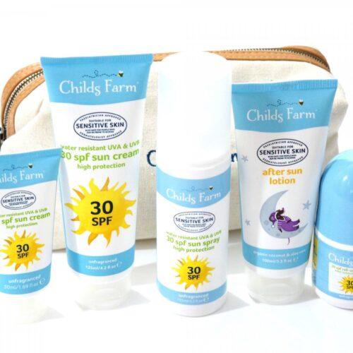 Childs Farm Sun Care Collection